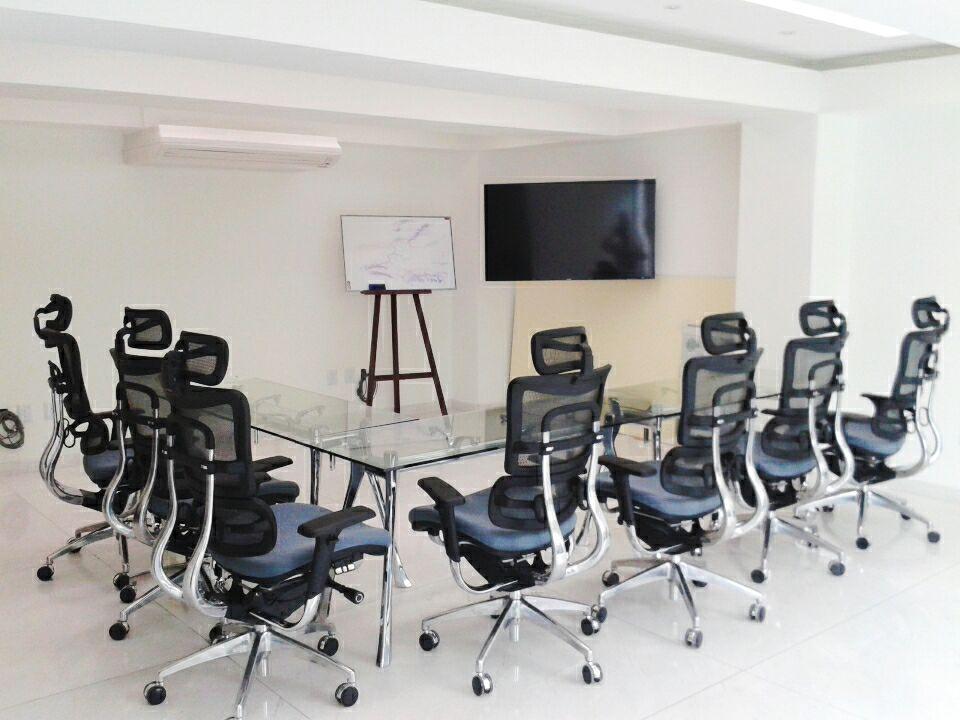 Sala de Juntas para oficinas físicas, oficinas privadas y oficinas con servicios