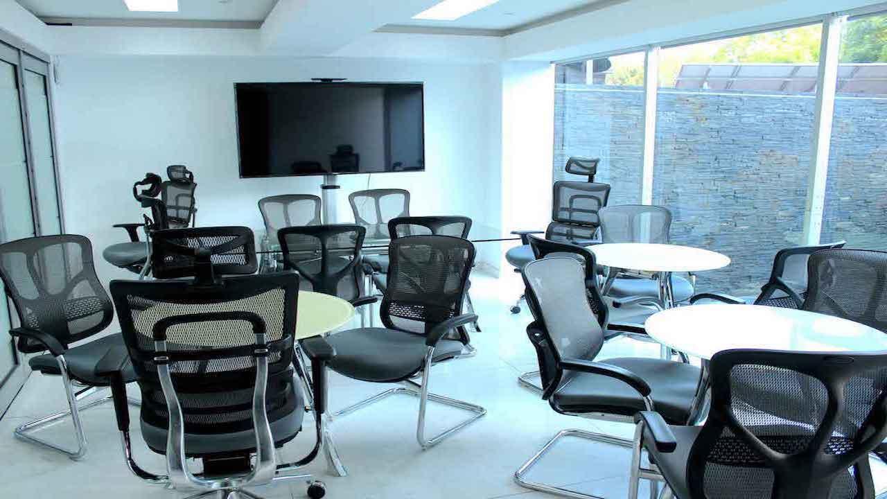 Esparcimiento para triunfar en nuestras modernas oficinas privadas
