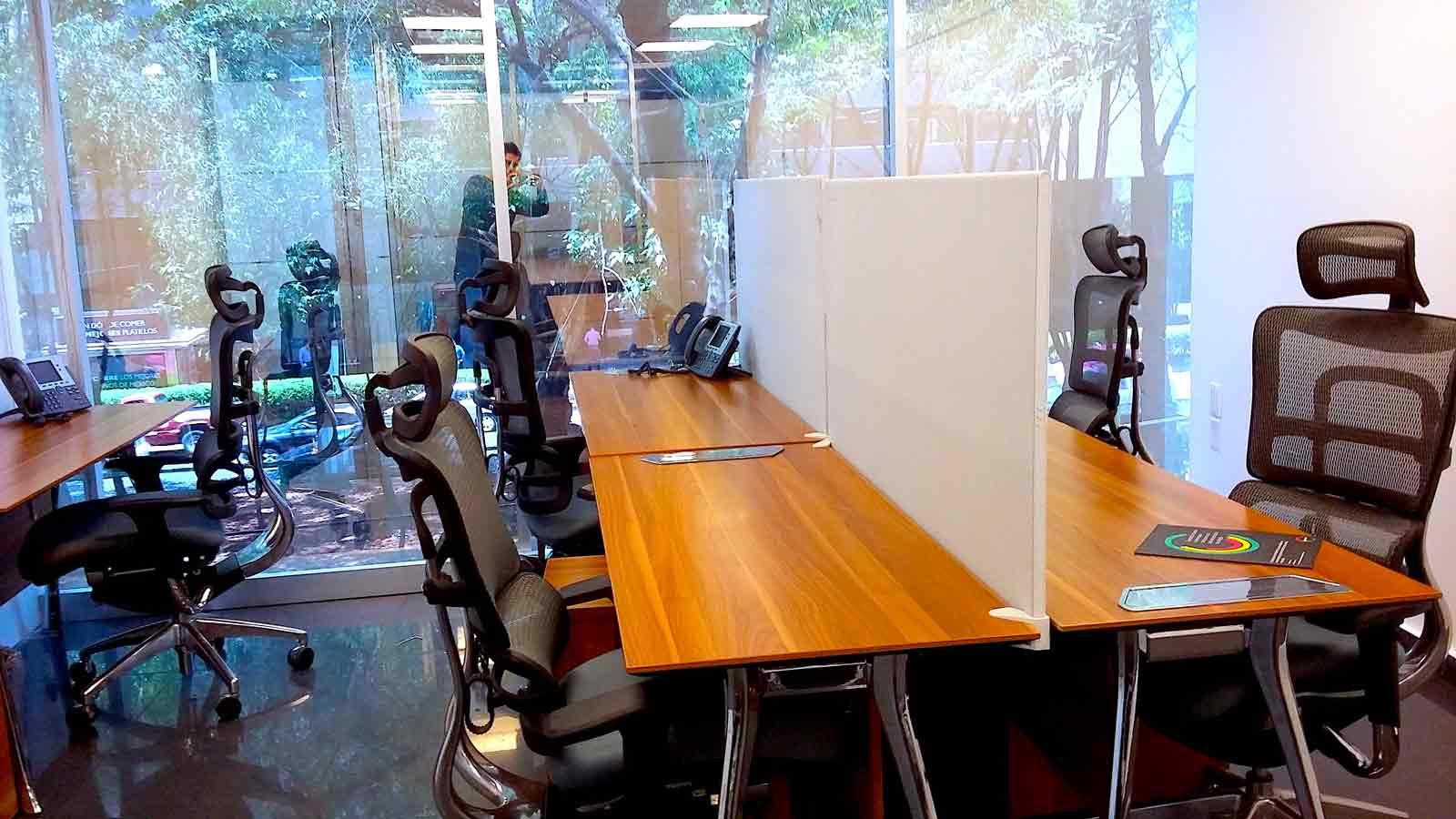 Oficinas privadas para su negocio con servicios incluidos