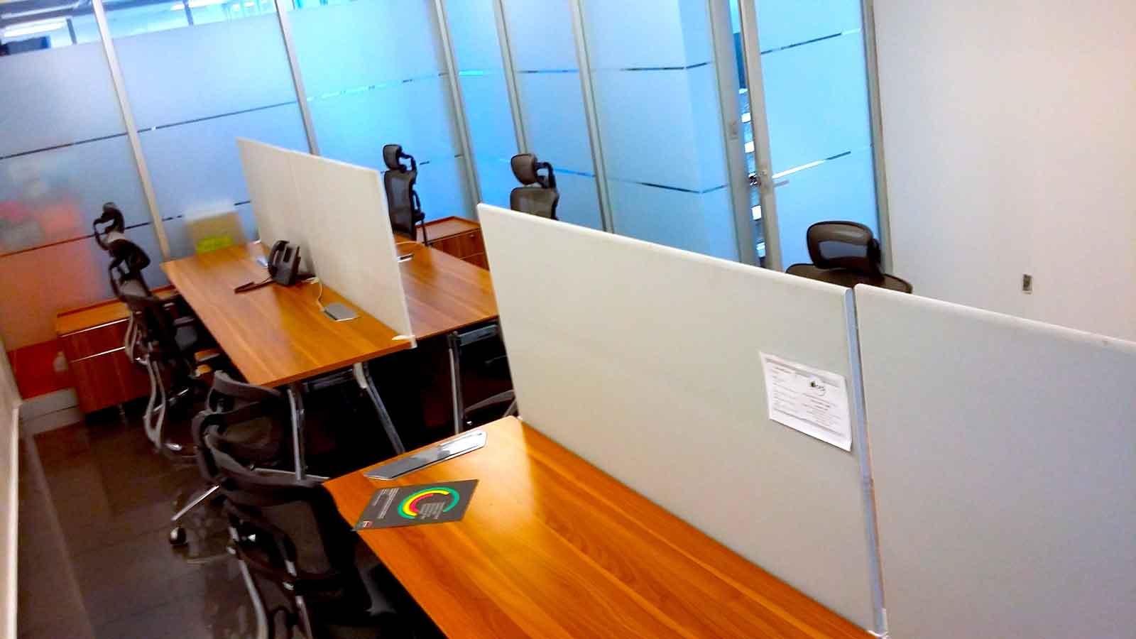 Oficinas modernas para sus negocios, coworking y reuniones corporativas