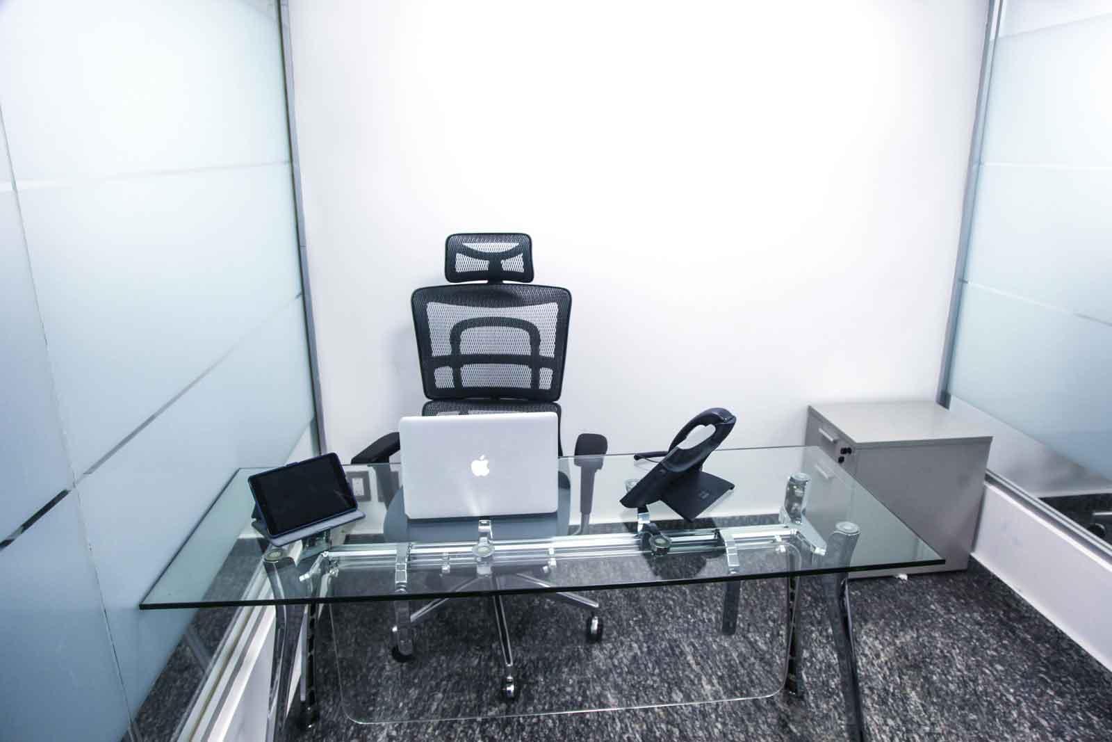 Oficinas privadas para sus negocios y reuniones corporativas